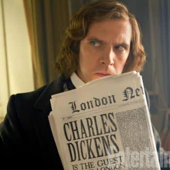 First Look At Legion's Dan Stevens As Charles Dickens