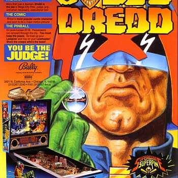 I Am The Law: Judge Dredd Pinball