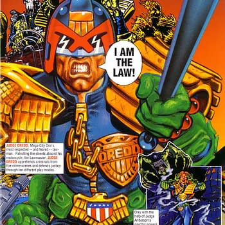 I Am The Law: Judge Dredd Pinball