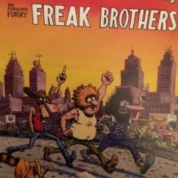 Fabulous Furry Freak Brothers Celebrate 50th Anniversary With Bombs