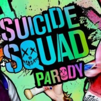 The Suicide Squad By Way Of Lady Gaga Thanks To The Hillywood Show
