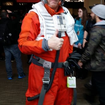 20 More Cosplays At ECCC – Howard The Duck To A Mystery Machine To A Judge Dredd