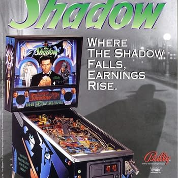 The Shadow Knows: The Shadow Pinball