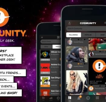 Geek-Culture Focused App Cosmunity Has Launched On Mobile Will Anyone Notice