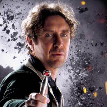 The 8th Doctor Vs The Weeping Angels