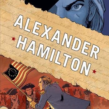 A 6 Page Preview Of Hamilton: The Graphic Novel By Jonathan Hennessey And Justin Greenwood
