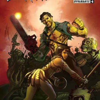 Exclusive Extended Previews For The Sixth Issues Of KISS And Army of Darkness / Xena