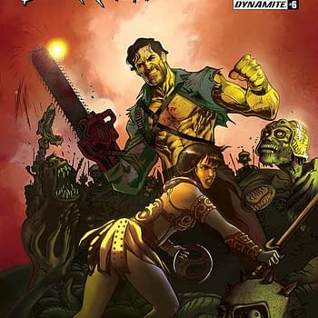 Writers Commentary &#8211 Scott Lobdell On Army Of Darkness / Xena: Forever&#8230 And A Day Conclusion