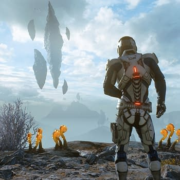 Mass Effect: Andromeda Gets A Price Cut On PC In UK