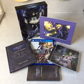 A Look At Anima: Gate of Memories Beyond Fantasy Edition