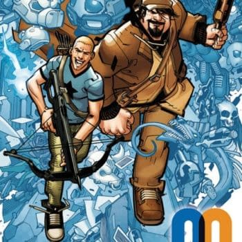 Report: Valiant Lands Writer And Director For Archer & Armstrong Movie, Corners Market On Superhero Buddy Comedies