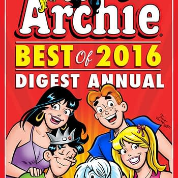 348 Pages Of Classic Archie In Archie: Best Of 2016 Digest