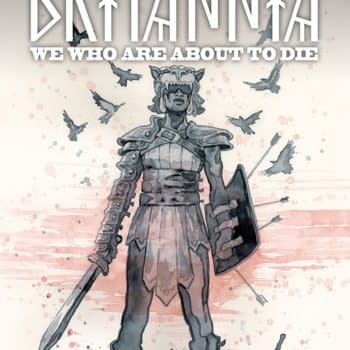 Milligan And Ryp Bring The Very Real World Of Female Gladiators To Britannia: We Who Are About To Die