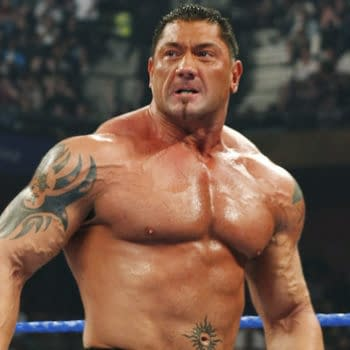 Report: Former WWE Wrestler And GOTG2 Star Dave Bautista Joins Sly Stallone's Escape Plan Sequel
