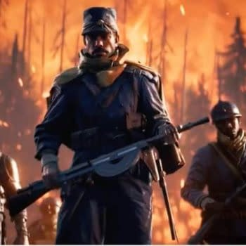 Battlefield 1 References French Battle Cry And Also Gandalf In The DLC Trailer