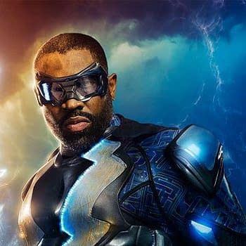 Black Lightning Is Not Part Of The CWs Arrowverse We do not aim to do a five-way crossover