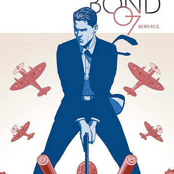 Kieron Gillen On James Bond And The Fading Empire