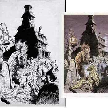 The Comics Industry Remembers Bernie Wrightson