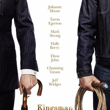 Kingsman: The Golden Circle Gets Another Teaser Poster