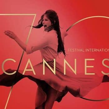 Sacré Bleu International Film Legend Claudia Cardinale Not Thin Enough For Official Cannes 2017 Poster