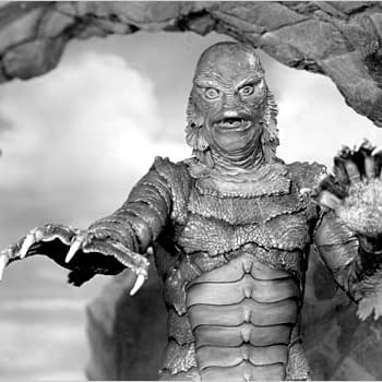 Aquaman Writer Will Beall Plumbs The Depths With Creature From the Black Lagoon