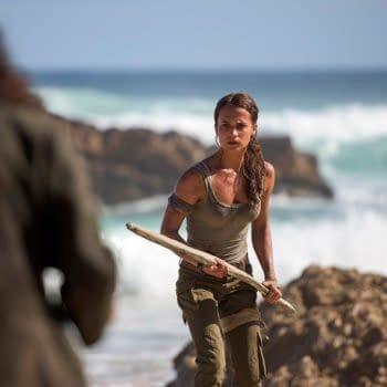 First Official Look At Alicia Vikander As Lara Croft