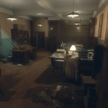 Yet Another Mansion Turned Into A Horror Mystery Game With 'The Crow's Eye'