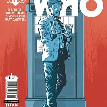 The (11th) Doctor Is A Fabulously Problematic Creature- With Si Spurrier