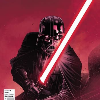 Darth Vader #1 Review – Do You Like Stories About Lightsabers