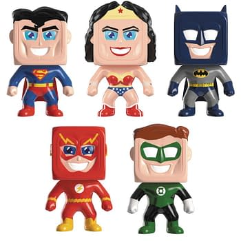 What Mood Is Batman In Today Find Out With New Headz Up Figures From Diamond
