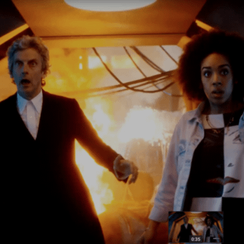 Cherish Peter Capaldi's Final Season By Seeing Doctor Who Season 10 Premiere In The Movie Theater