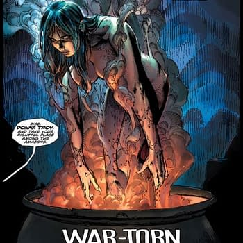 In Todays Titans Annual Wonder Woman Tells Donna Troy The Facts Of Life (SPOILERS)