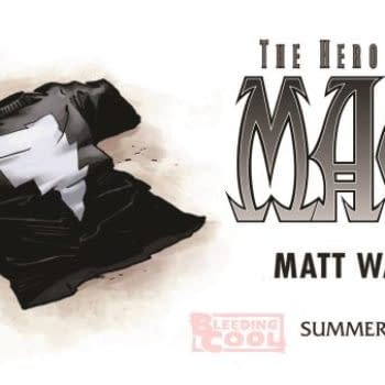 Bleeding Cool Talks To Matt Wagner About Mage: The Hero Denied, The Final Chapter, Announced By Image Comics At ECCC 2017