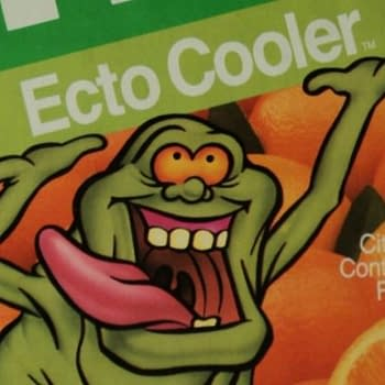 A New Ghostbusters Film And Thus Hopefully More Ecto Cooler Could Arrive As Soon As 2019