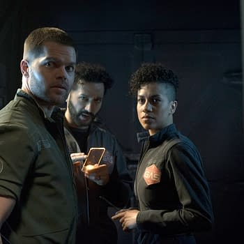 Diving Deep Into Character On The Expanse