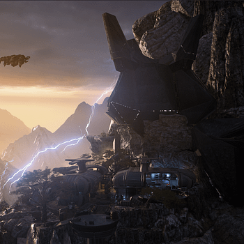 Mass Effect: Andromeda's First APEX Mission Is Now Live
