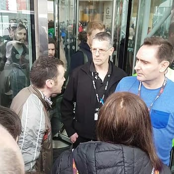 Gamercon Chaos In Dublin After Heavy Rain Meets Overcrowding Hours Of Queues And Shut Down Show