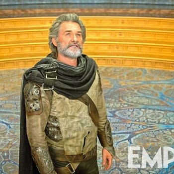 Empire Magazine Has New Photos Of Kurt Russell Michael Rooker And The Cast Of Guardians Of The Galaxy Vol. 2