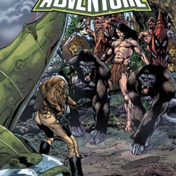 Exclusive First Look At Cezar Rezak's Art For The Greatest Adventure