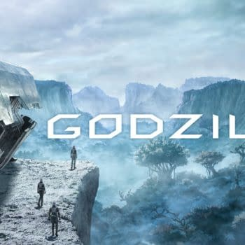 Godzilla Anime Is Coming To Netflix This Year