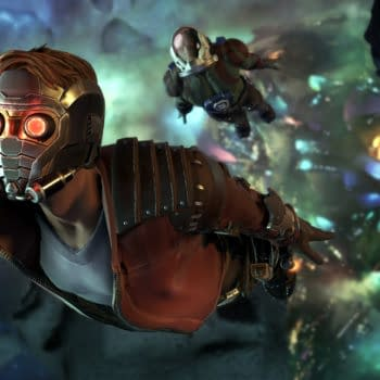 Starlord Takes On Thanos In The New Trailer For Telltale's Guardians of the Galaxy