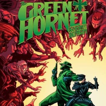 Writer's Commentary – David Liss Talks Finale Of The Green Hornet: Reign Of The Demon