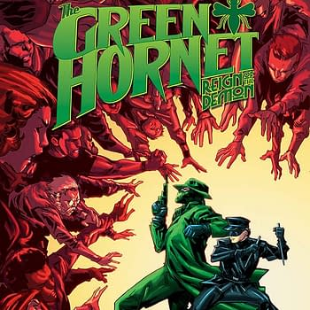 Writers Commentary &#8211 David Liss Talks Finale Of The Green Hornet: Reign Of The Demon