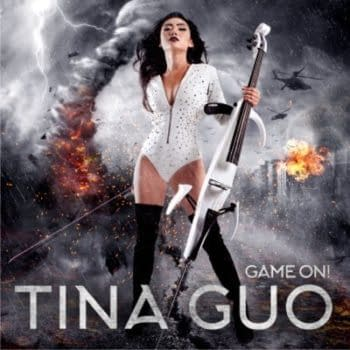Tina Guo Releases New Wonder Woman Theme Video