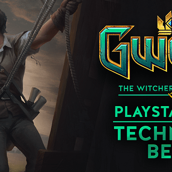 GWENT Will Be On PS4 Next Week