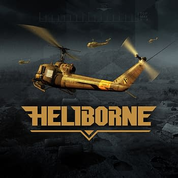 If Youve Ever Thought: Man This Would Be Cooler If It Were A Helicopter Battle Heliborne Is For You