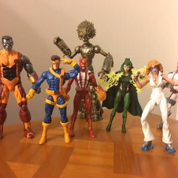 Some Good, Some Bad: Hasbro X-Men Marvel Legends Wave 2 Review Part 1