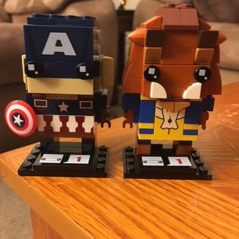 LEGO BrickHeadz Have Hit Stores And They Are Quite Tiny And Addicting