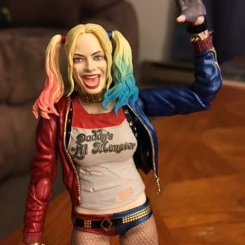 S.H. Figuarts Harley Quinn Makes Me Reconsider Suicide Squad