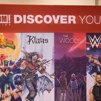 Boom! Studios Explodes With WonderCon 2017 Exclusives